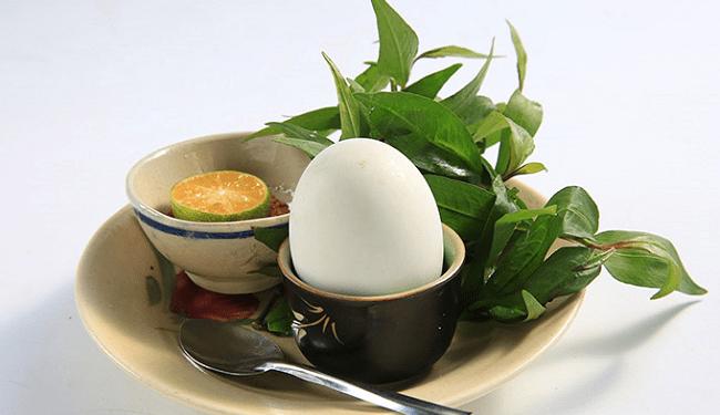 Trứng Vịt Lộn (Đã Qua Kiểm Dịch)