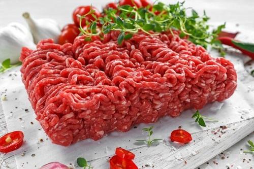 Thịt Bò Xay ĐB